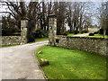 SD6175 : Burrow Hall by David Dixon