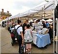 SJ9494 : Artisans' Market by Gerald England