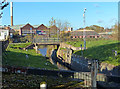 SK5838 : Trent Lock No 1 on the Grantham Canal by Mat Fascione