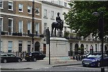 TQ2881 : Statue of Sir George Stuart by N Chadwick
