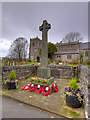 SD6973 : Ingleton War Memorial by David Dixon
