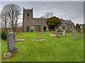 SD6973 : St Mary's Church, Ingleton by David Dixon