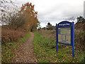 SJ6567 : Whitegate Way north of Wades Lane by Stephen Craven