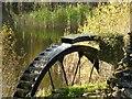 ST7733 : Millwheel in Stourhead Gardens by Philip Halling