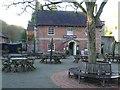 ST7733 : Spread Eagle Inn, Stourton by Philip Halling