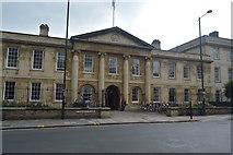 TL4558 : Emmanuel College by N Chadwick