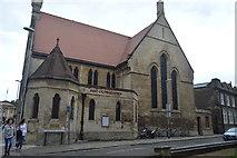 TL4558 : St Columba's Church by N Chadwick