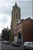 TL4458 : Emmanuel United Reformed Church by N Chadwick