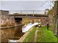 SJ6775 : Trent and Mersey Canal, Marston Bridge by David Dixon