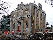 TQ1780 : Pitzhanger Manor conservation, Mattock Lane by Stephen Richards