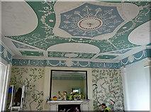 TQ1780 : Pitzhanger Manor interior conservation, Mattock Lane (1) by Stephen Richards