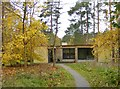 TL7980 : Birch Lodge by Gordon Griffiths