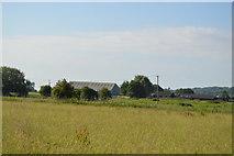 SP4710 : Looking towards University Farm by N Chadwick