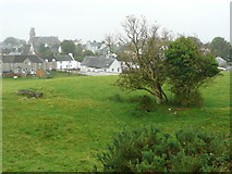 NX4355 : View from the Martyrs' Monument, Wigtown by Humphrey Bolton