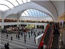 SP0686 : New Street Station, Birmingham by Philip Halling