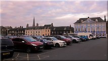 TF6120 : Tuesday Market Place, King's Lynn by Chris Brown