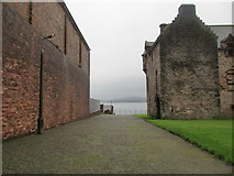 NS3274 : View to the Clyde by Jonathan Thacker