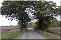 TM3671 : Sibton Green by Geographer