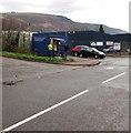 SS9497 : Anne's Baps in Ynyswen Industrial Estate, Ynyswen by Jaggery