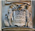 SJ8398 : Eagle Insurance Buildings: Architectural detail (1) by Gerald England