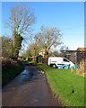 TL4883 : Way Head: Old Lynn Drove by John Sutton