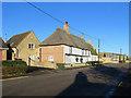 TL4882 : Coveney: Mansion Farmhouse by John Sutton