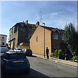 TQ3370 : South end of Jasper Road, Crystal Palace, south London by Robin Stott