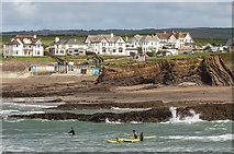 SS2006 : Towards Crooklets Beach by Ian Capper