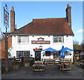 "SU9298 : ""The Red Lion"" public house, Little Missenden by Julian Osley"