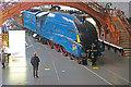 SE5951 : Admiring the World's fastest steam locomotive by Chris Allen