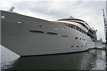 TQ4080 : Sunborn Yacht Hotel by N Chadwick