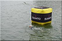 TQ4180 : Rounding a buoy by N Chadwick