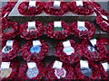 SO7746 : Poppy wreaths by Philip Halling