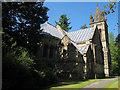 SJ3049 : St Mary's Bersham  by Stephen Craven