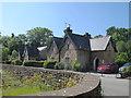 SJ3049 : Mill Cottages, Bersham  by Stephen Craven