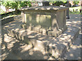 SJ3350 : St Giles, Wrexham - Yale tomb by Stephen Craven