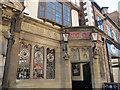 SJ3350 : The Royal Oak, Wrexham High Street (entrance) by Stephen Craven