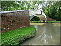 SP4877 : Bridge no 45, North Oxford canal by Christine Johnstone
