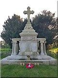 TM5286 : Kessingland War Memorial by Helen Steed