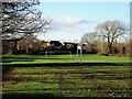 SK2430 : Playing fields by Ian Calderwood
