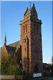 NO1326 : Scone and St Martins New Parish Kirk by Anne Burgess