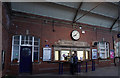 TA1766 : Bridlington Station Booking Office by Ian S