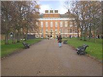TQ2579 : Kensington Palace by Sandy Gemmill