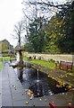SP7005 : Thame War Memorial Garden (3), Upper High Street, Thame, Oxon by P L Chadwick
