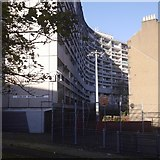 NT2676 : Cables Wynd House by Richard Webb