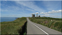X4598 : Tankardstown (North) Engine House & R675 Co Waterford by Colin Park