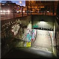 J3474 : Subway entrance, Belfast by Rossographer