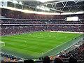 TQ1985 : Tottenham Hotspur v West Bromwich Albion by Philip Halling