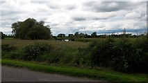 SK3527 : River Trent near Ingleby by Chris Brown