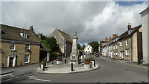 ST7593 : Wotton-under-Edge - View W along Old Town by Colin Park